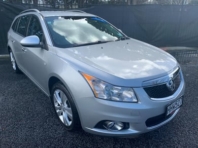 Holden Cruze CDX 1.8P/6AT/SW/5S