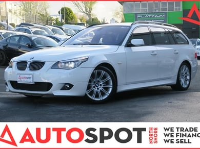 2009 BMW 550i {Variant} - No Deposit Finance listing image