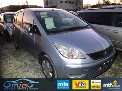 Mitsubishi Colt 1.3L SuperLowKM 3YearWarrantyFree