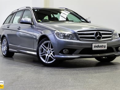 Mercedes-Benz C 200 Avantgarde AMG, sunroof!