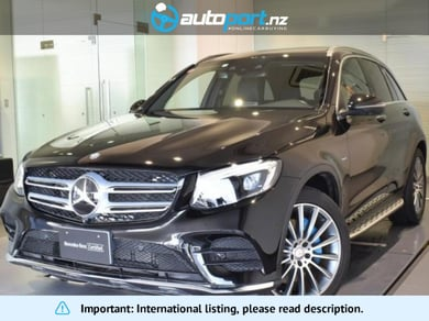 Mercedes-Benz GLC 350 e e 4matic sports 4WD