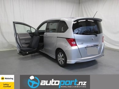 Honda Freed Passenger seat lift-up seat 7-seater