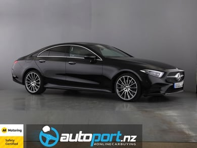 Mercedes-Benz CLS 350 d AMG Line 4MATIC Premium Plus