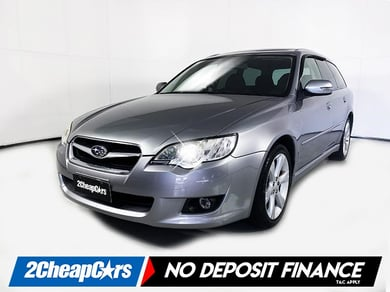 Subaru Legacy - from $31.03 weekly - Wairau Branch