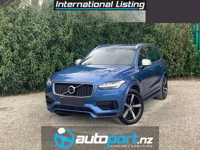 Volvo XC90 2.0 T8 TWIN ENGINE R-DESIGN