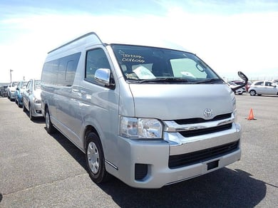 Toyota Hiace WAGON GRAND CABIN 10 SEATER