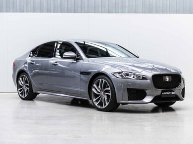 Jaguar XF 30t Chequered Flag RWD Sedan