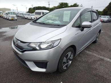 Honda Fit Hybrid 1.3 Hatch