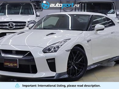 Nissan GT-R 3.8 Pure Edition 4WD
