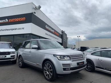 Land Rover Range Rover 5.0 V8 Supercharged Autobiography Business Class