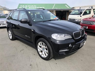 2012 BMW X5 35D Blue Performance listing image