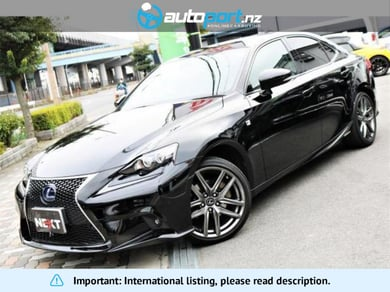 Lexus IS300H F Sport X Line