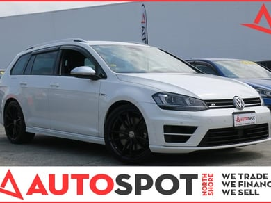 Volkswagen Golf {Variant} - No Deposit Finance