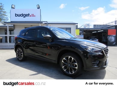 Mazda CX-5 25S 4WD SAFETY PACK