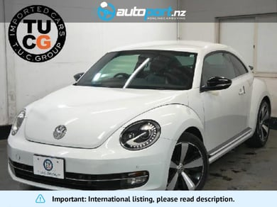 Volkswagen Beetle VW The Beetle Turbo Cool Star