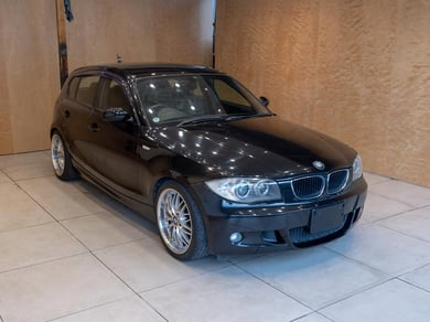 BMW 116i M SPORTS LOW KMS E87
