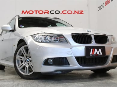 BMW 320i M Sport / Leather Seats