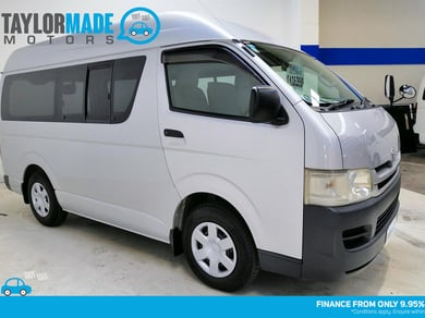 Toyota Hiace High-roof