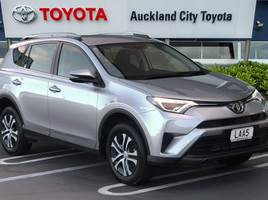Toyota RAV4 Gx Suv 2.5P/4Wd/6At