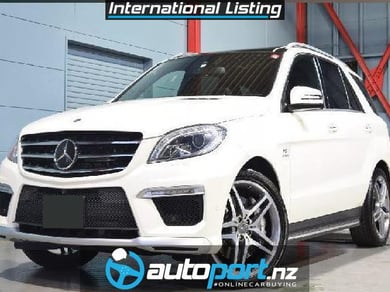 Mercedes-Benz ML 63 AMG Dezino EXC PKG