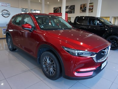 Mazda CX-5 Gsx Ptr 2.5P/4Wd/6At