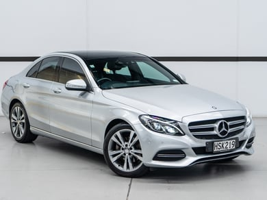 Mercedes-Benz C 200 Facelift 2.0L *NZ NEW*