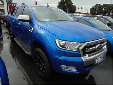 Ford Ranger XLT DC 2WD 6 Speed Manual