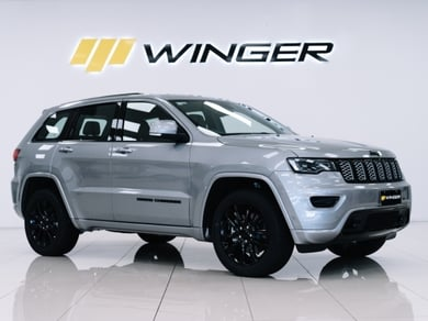 Jeep Grand Cherokee Blackhawk Diesel