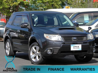 Subaru Forester 2.0XT AWD TURBO