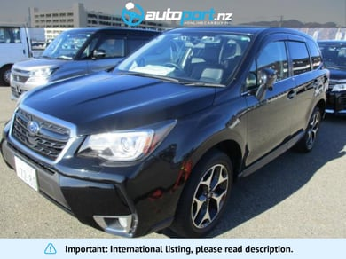 Subaru Forester S-LTD Advanced Safety P