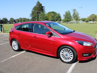 Ford Focus Sport Auto Hatchback