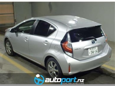 Toyota Aqua S smart entry P