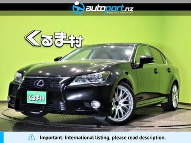 Lexus GS300H I package