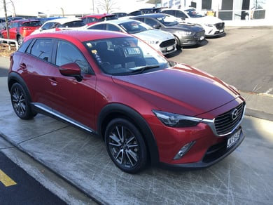 Mazda CX-3 Limited 1.5D/4Wd/6At