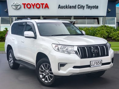 Toyota Land Cruiser Prado Gx 2.8D/4Wd/6At