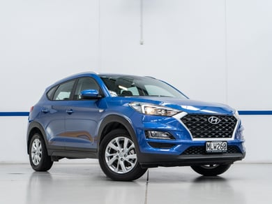 Hyundai Tucson MPI 2.0P/6AT