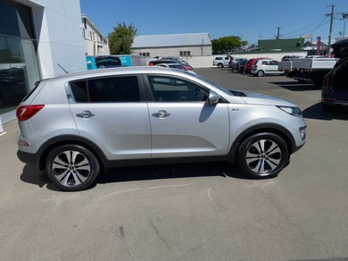 Kia Sportage 2.4 Ltd AWD