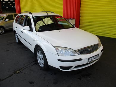 Ford Mondeo WAG 2.0 MANUAL