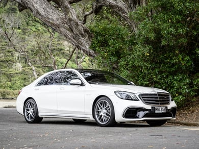 Mercedes-Benz S63 AMG LWB Bi-Turbo 4L