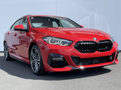 BMW 218i Gran Coupe M-Sport + Comfort + Visibility Package