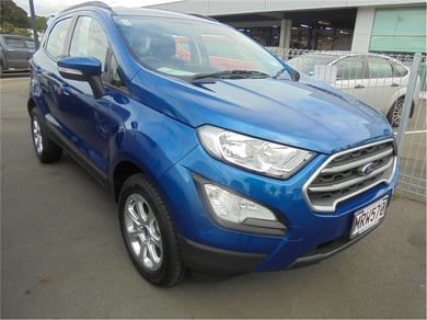 Ford EcoSport TREND 1.0 EcoBoost