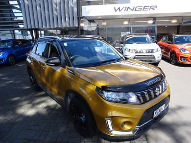 Suzuki Vitara Turbo 1.4pt/6at
