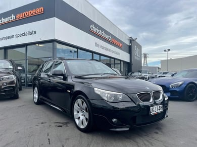 BMW 550i 4.8i V8 Touring Wagon