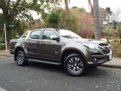 Holden Colorado LTZ DC PU 2.8D/6AT