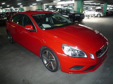 Volvo S60 T4 R-DESIGN. Safety PKG