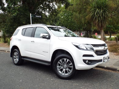 Holden Trailblazer 2.8L Diesel Turbo Auto