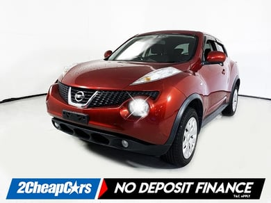 Nissan Juke - from $45.62 weekly - Botany Branch