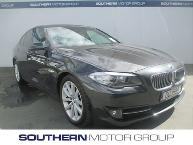 2010 BMW 530d listing image