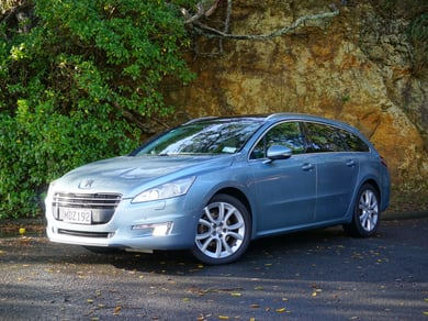 Peugeot 508 1.6L Turbo Allure 2wd