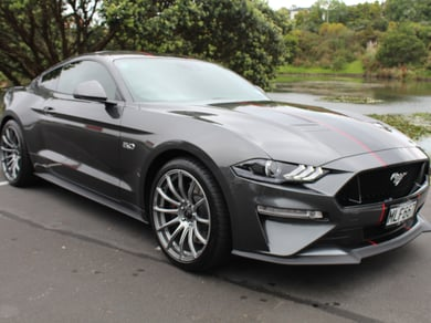 Ford Mustang GT Fastback 5.0 V8 10 speed Automatic